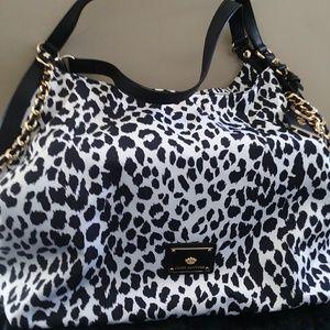 Juicy Couture leopard bag